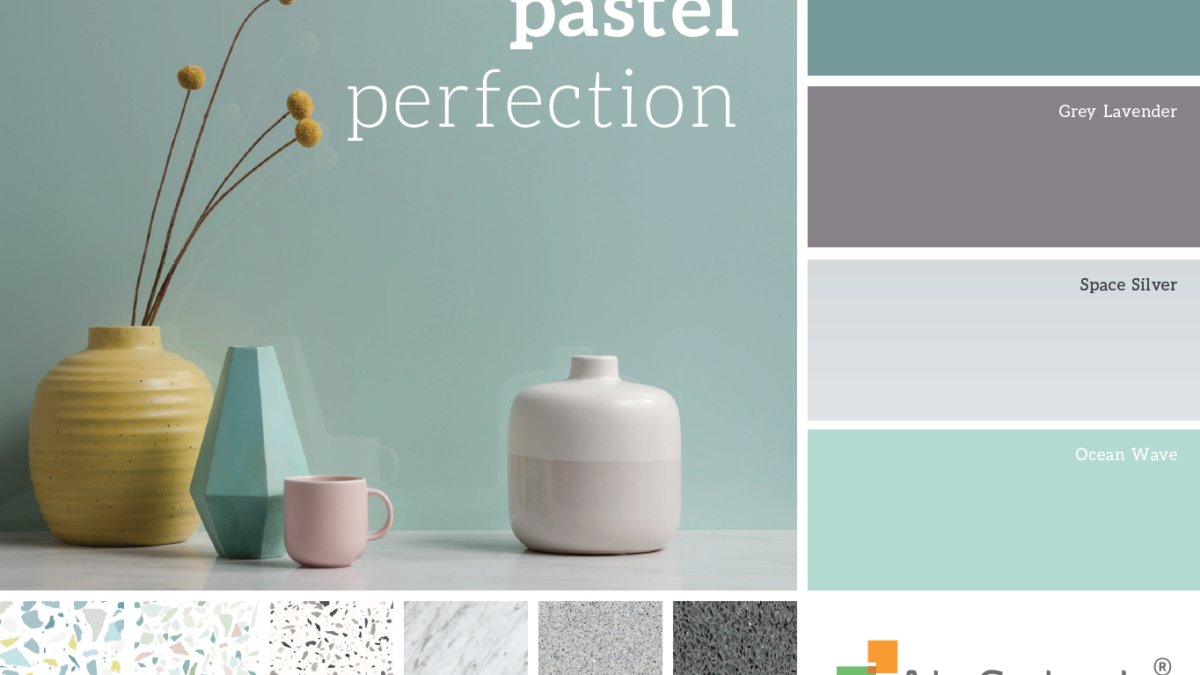 Let's Talk Interiors - Pastel shades