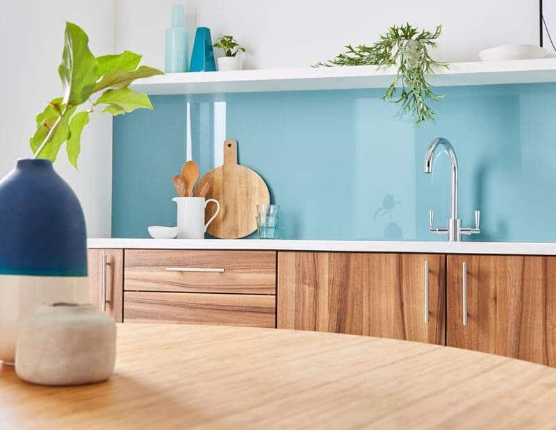 Kitchen Splashback, What Material is Best for My Kitchen?