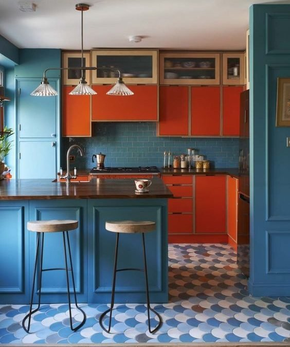 Trendy Ways to Spice up your Kitchen
