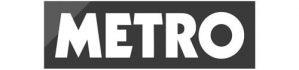 Metro UK news company logo