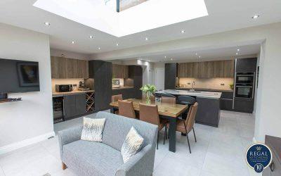 The Emersons' Kitchen Design Journey