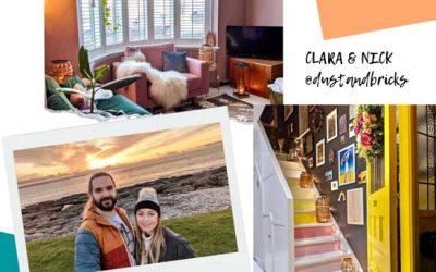Clara and Nick's Kitchen Transformation Journey