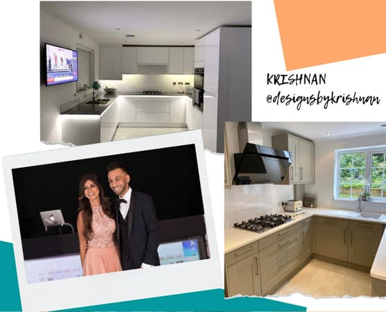 An Interview With Kitchen Designer, Krishan