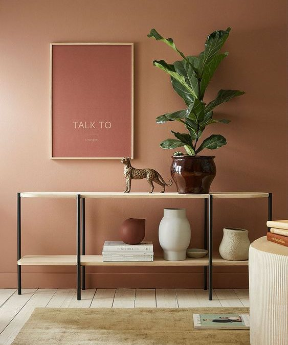 How To Use An Autumn Colour Palette In Your Home
